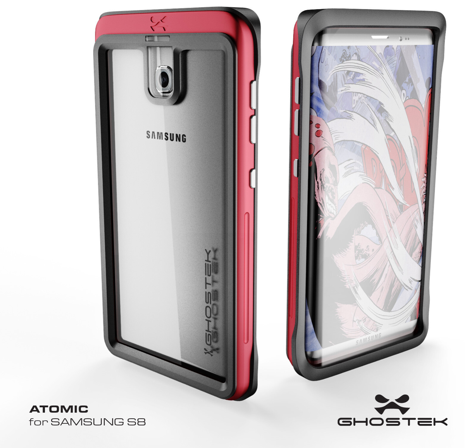 Samsung galaxy s8 new render comes from case maker ghostek for Galaxy maker