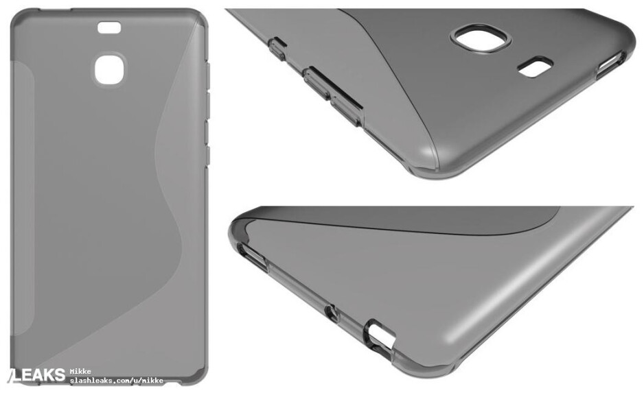 Another Galaxy S8 case render leaks, with a 3.5mm headphone jack intact