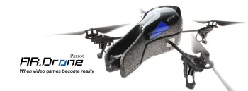 Take control of the Parrot AR.Drone directly from an iPhone