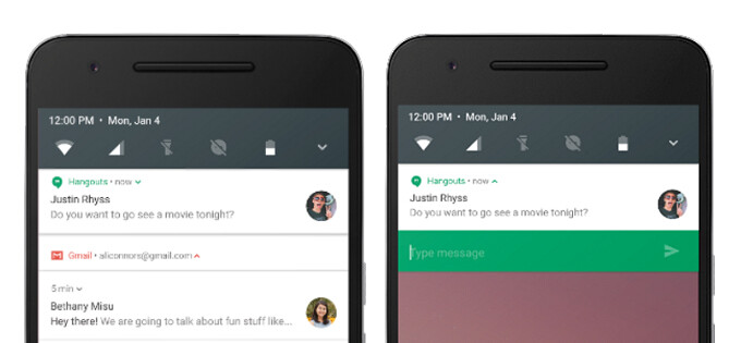Notification grouping and direct replies to become mandatory in all Android OEM skins