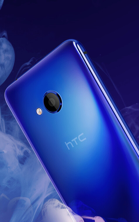 HTC U Play is official: a 5.2-inch mid-ranger with HTC's Sense Companion aboard
