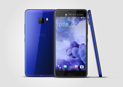 The HTC U Ultra in images