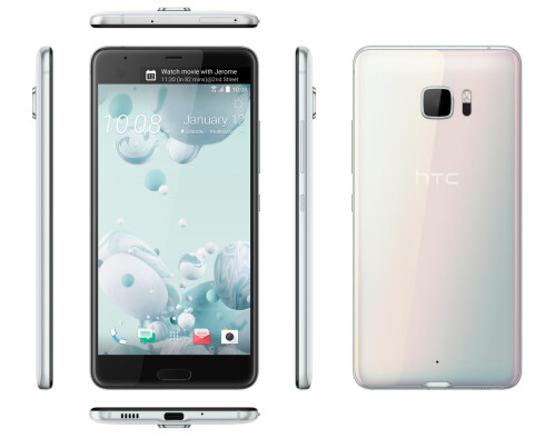The HTC U Ultra in images