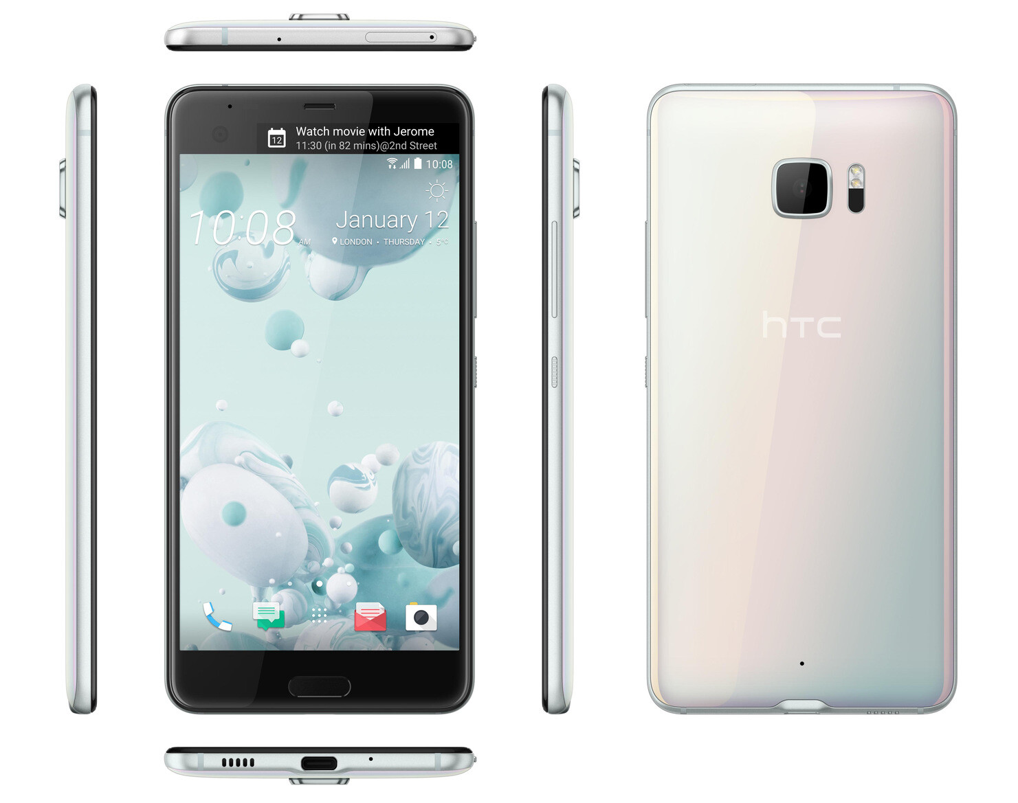 htc u ultra vs htc u play differences and common specs and features. Black Bedroom Furniture Sets. Home Design Ideas