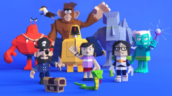 Google releases Toontastic 3D – the sequel to its popular creative app for kids in Android Apps Google iOS