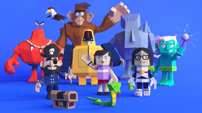 Google releases Toontastic 3D – the sequel to its popular creative app for kids