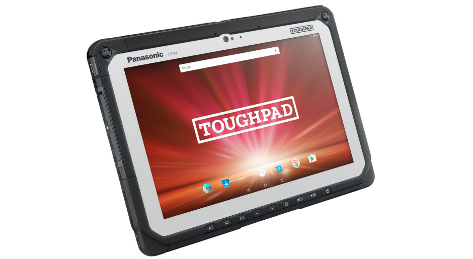 Panasonic launches the Toughpad FZ-A2 rugged Android tablet in the US, it costs more than $2,000