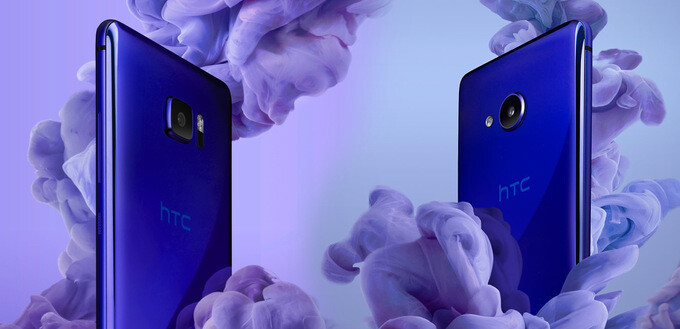HTC U Ultra vs HTC U Play: what are the differences, and what do they have in common?