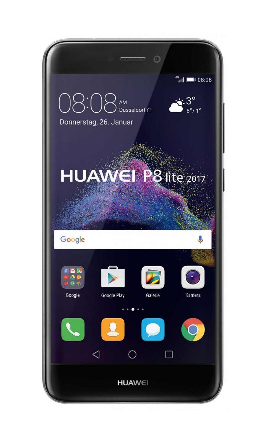 Huawei P8 lite (2017) introduced with Kirin 655 chipset ...