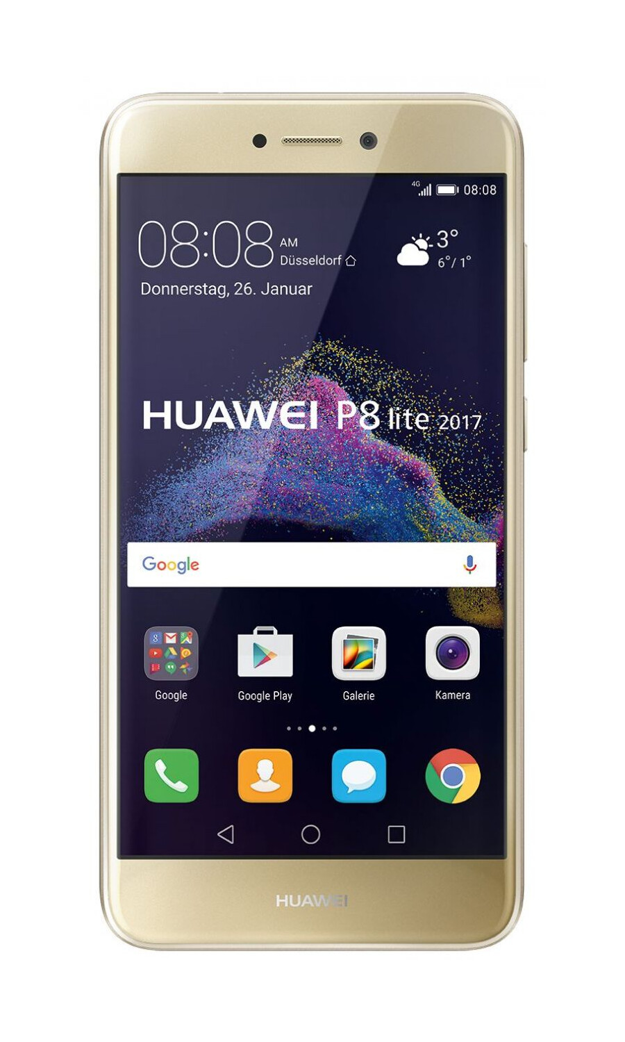 Huawei P8 Lite  2017  Introduced With Kirin 655 Chipset
