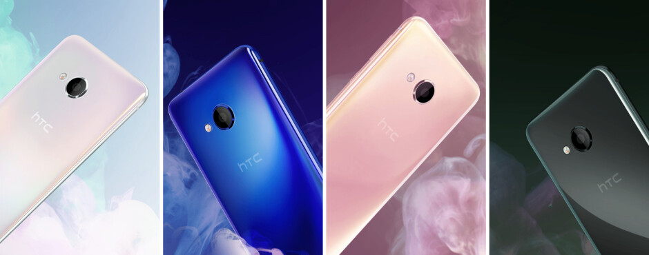 The HTC U Play is pretty, don't you think? - HTC U Ultra vs HTC U Play: what are the differences, and what do they have in common?