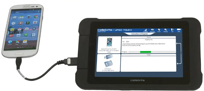 Phone hacking firm Cellebrite gets hacked, 900 GB of user data stolen