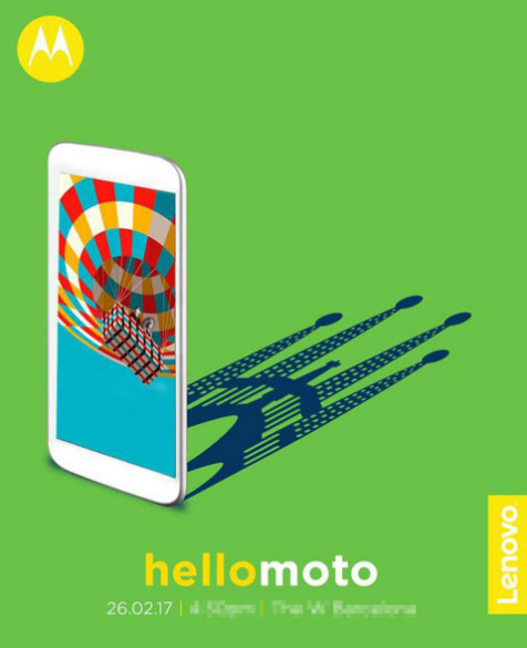 New Moto phone(s) will be announced at MWC 2017