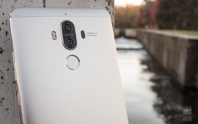Giveaway: Win a Huawei Mate 9 from Huawei and PhoneArena