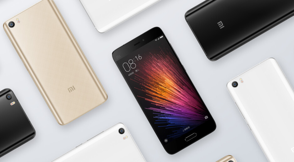 The upcoming Xiaomi Mi 6 will be available in three distinct versions