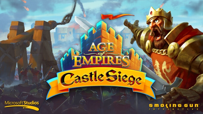 Age of Empires: Castle Siege coming to Android in March