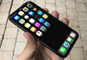A mock-up of what the iPhone 8 may end up looking like