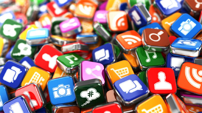 App downloads reached 90 billion in 2016, with publishers making some $89 billion in revenues