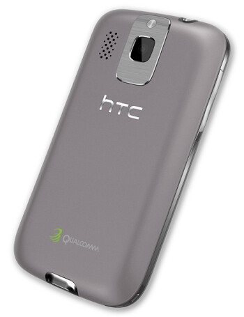 HTC Smart is a compact phone using the Sense interface
