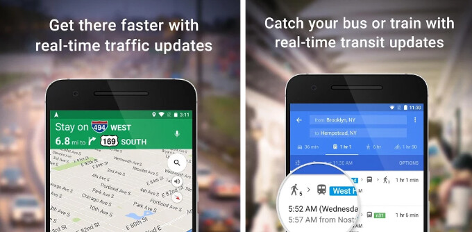 Parking info is coming to Google Maps, now live for some users