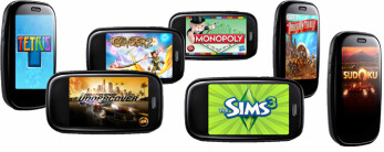 The first 3D games for webOS are now available