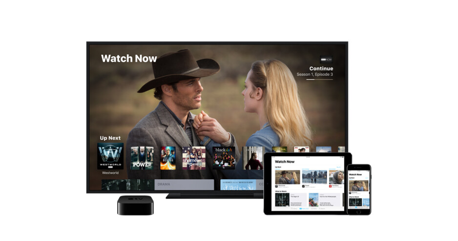 Netflix integration is slowly making its way to the Apple TV app
