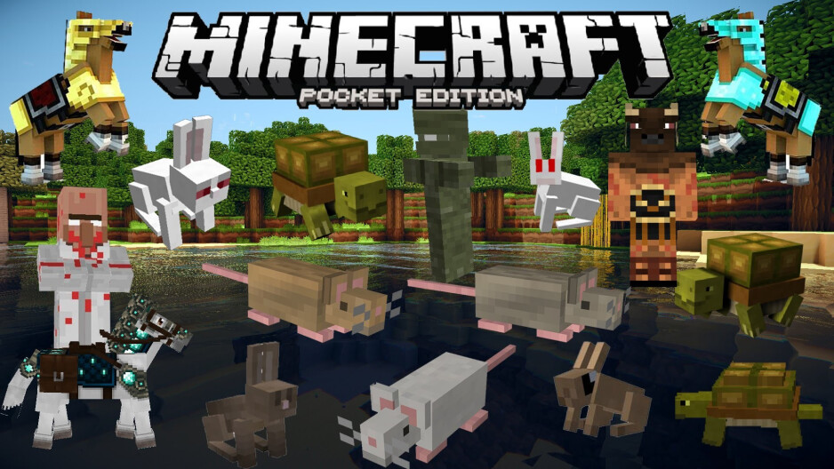 Minecraft: Pocket Edition for Windows Phone won't receive any new updates due to low usage