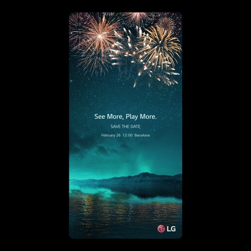 LG's MWC 2017 invite - Count to 6 and check out LG's invite for a February 26 event at MWC 2017 in Barcelona!