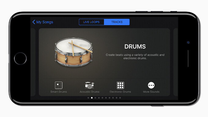 GarageBand for iOS receives major update including Alchemy synth and third-party plugin support
