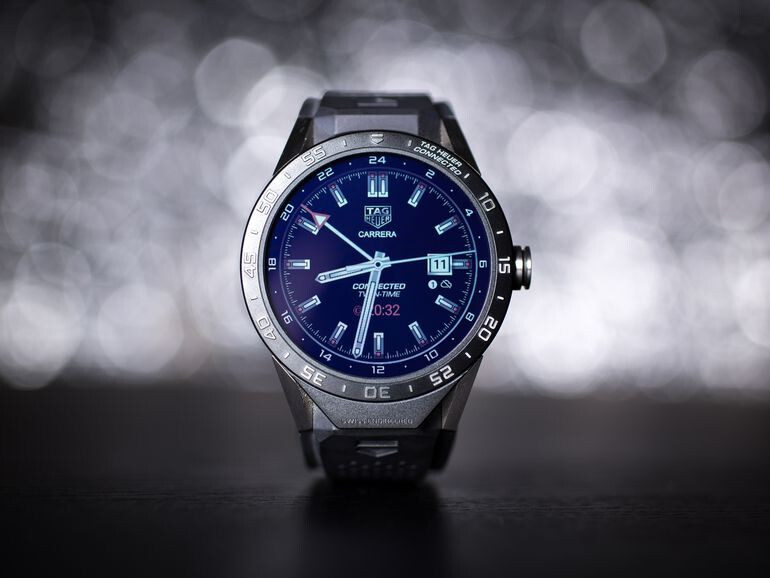 Tag Heuer Connected brought Android Wear to the luxury market - Android Wear 2.0 smartwatch coming from Tag Heuer in May