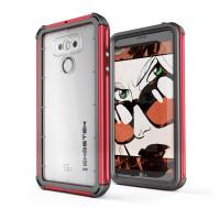 LG G6 case renders by Ghostek