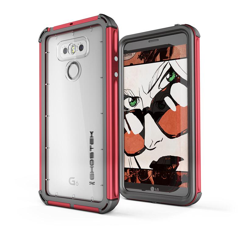 official photos ecb15 6f27c Case maker Ghostek renders the LG G6 in a waterproof case - PhoneArena