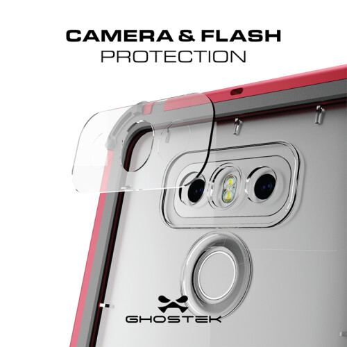 Case maker Ghostek renders the LG G6 in a waterproof case