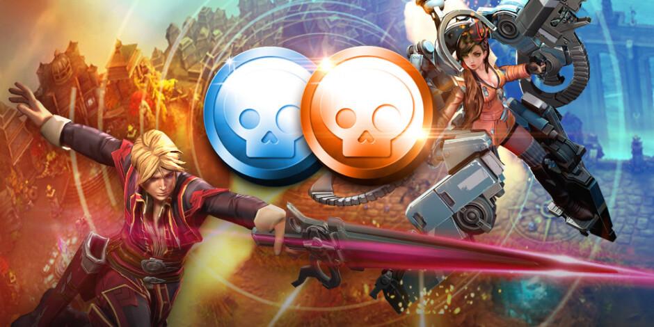 Vainglory update 2.1 brings new Blitz mode, new hero skins, gameplay changes