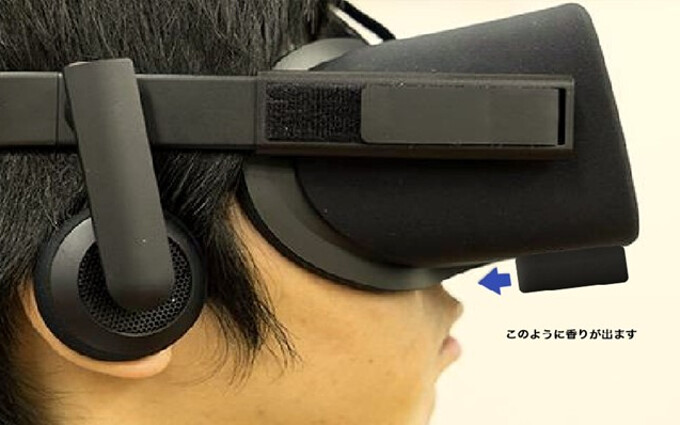 Japanese company wants to add smells to your VR experience