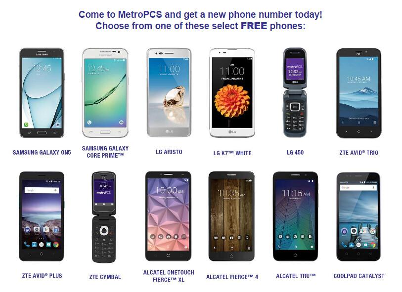 Claim A Free Phone And Bonus 4g Lte Data From Metropcs Phonearena