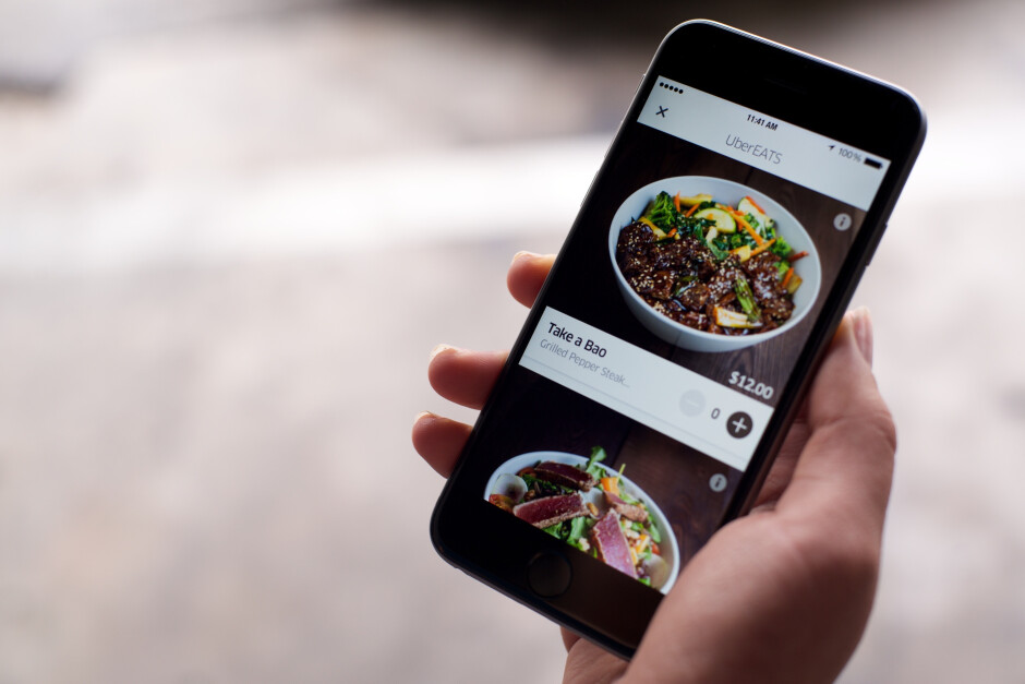 UberEATS will soon allow you to get food delivered to your door in India