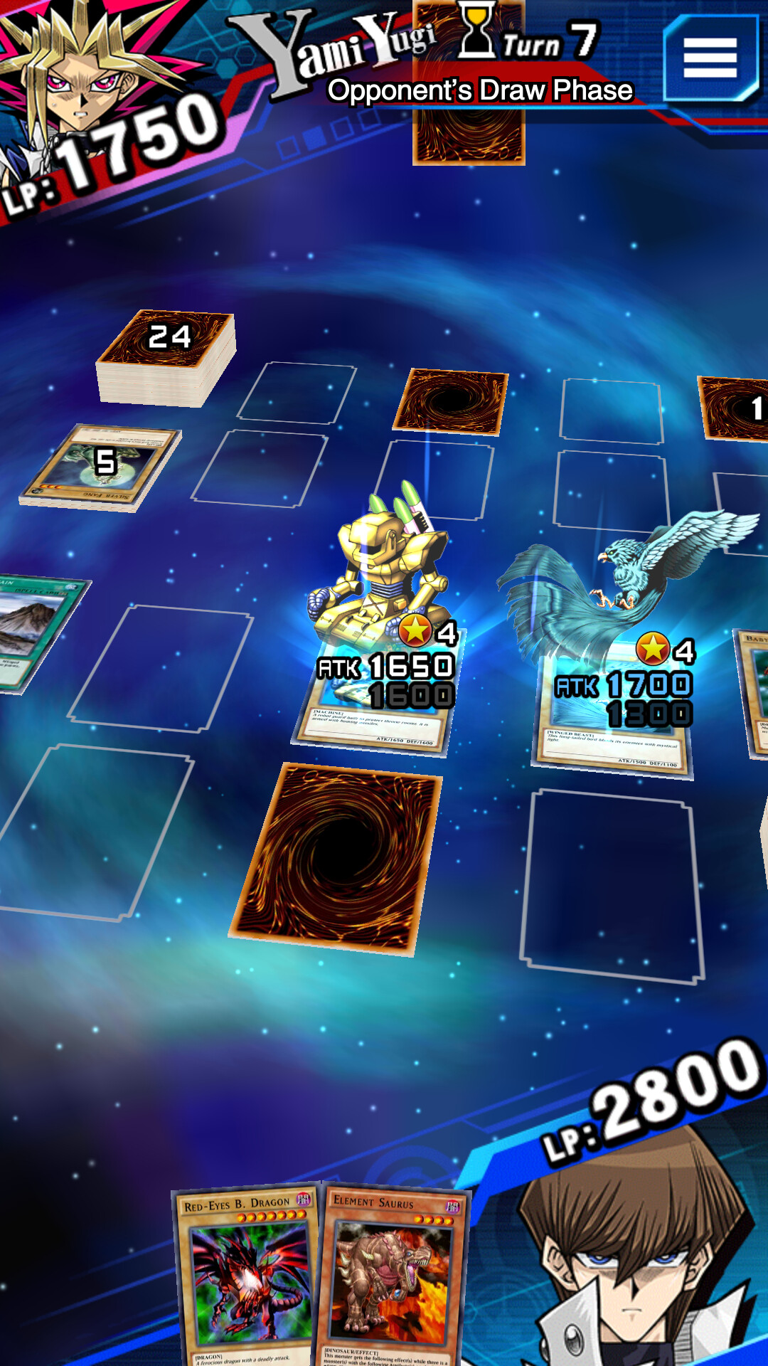 Yu Gi Oh Duel Links Review A Mobile Reimagination Of The