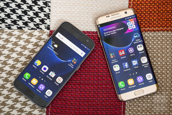 Samsung shipped 90 million phones in Q4, thanks to 'robust sales of the flagship Galaxy S7 and S7 edge'