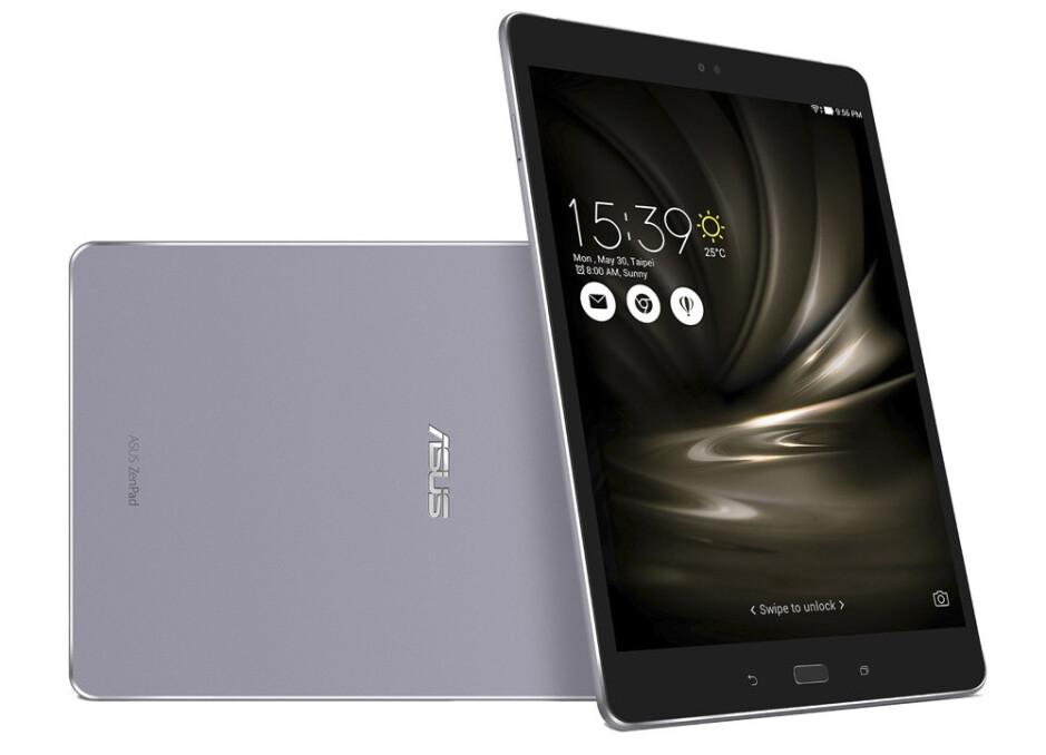Asus ZenFone 3S 10 LTE (Z500KL) - Metal-clad Asus ZenPad 3S 10 LTE tablet with Snapdragon 650 CPU, 4GB RAM announced