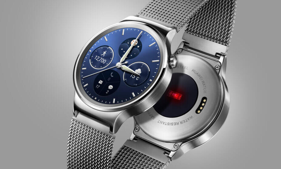 The original Huawei Watch will soon have a sequel - Report: Huawei Watch 2 to feature optional cellular connectivity