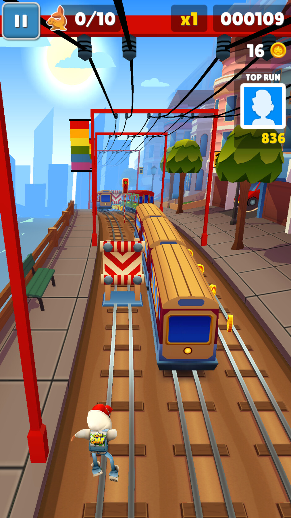 Subway Surfers has been among the top apps for years now. - 5 things I hate about mobile games and why they're actually good
