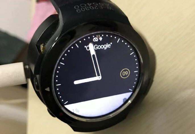 """HTC Halfbeak prototype - HTC will not launch any Android Wear smartwatches """"in the short term"""""""