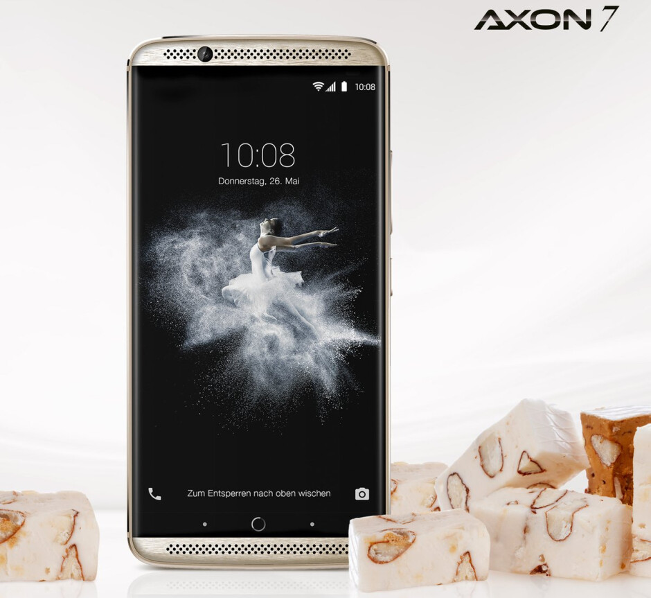 ZTE Axon 7's Android Nougat update is delayed, but should be released this quarter