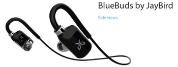 JayBird announces BlueBuds Bluetooth headphones