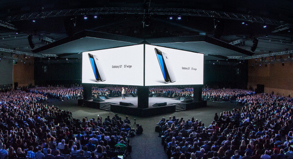 Samsung's press conference from MWC 2016 - MWC 2017: what phones to expect from Samsung, LG, HTC, Nokia, Huawei, Sony and other top brands