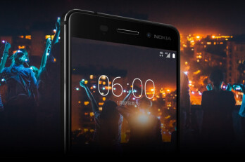 The recently launched Nokia 6