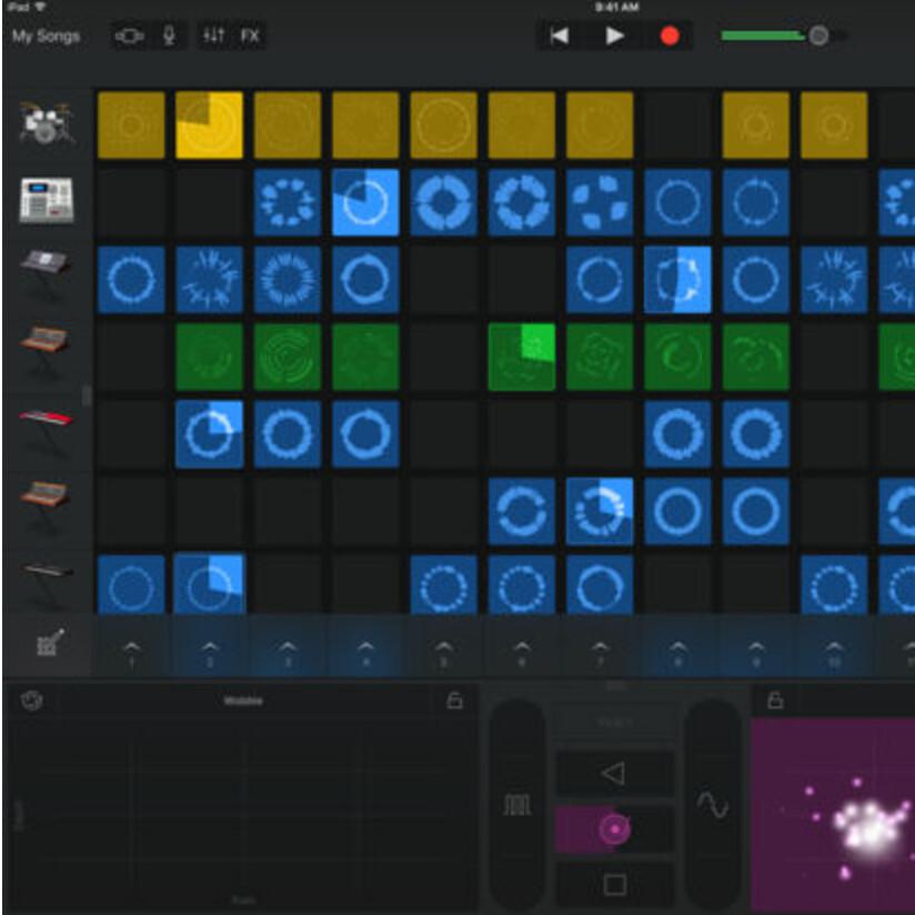 best ipad apps musicians