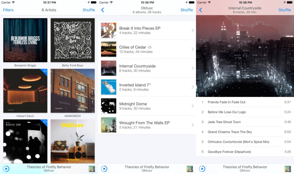 Best music apps for iPhone and iPad