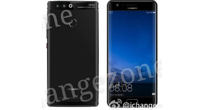 Early concept of the P10 that might differ from the final version - Huawei P10 rumor review: design, specs, features, price and release date